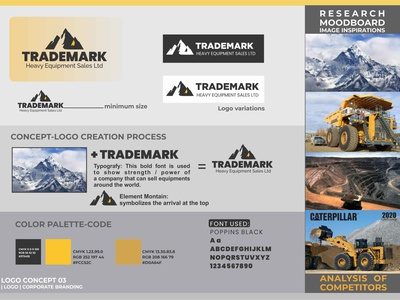 Logo Concept Process art minimal ui logotype typography branding design