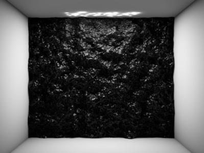dark water logo cinema4d 3d 3d art abstract branding minimal illustration design animation
