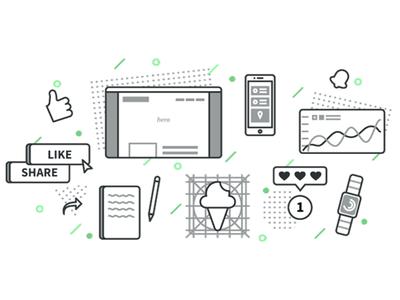 """Product Design"" Illustration"