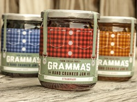 Gramma's Hand Cranked Jam
