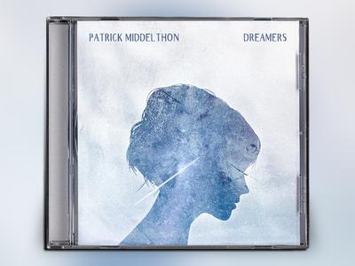 """Patrick Middelthon """"Dreamers"""" Album Cover Concept #2"""
