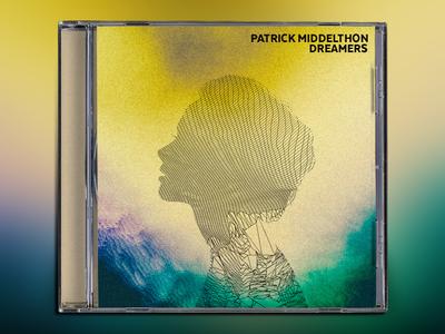 """Patrick Middelthon """"Dreamers"""" Album Cover Concept #3"""