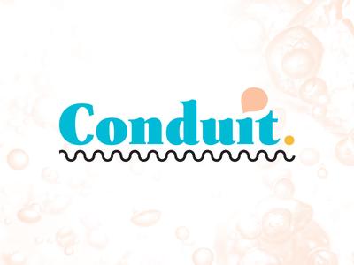"""Conduit"" Logo"