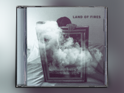 "Land of Fires ""S/T"" Album Cover"