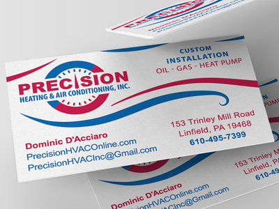 Precision Business Card