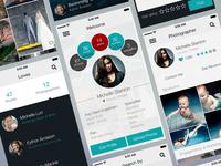 PhotographerLove Interface