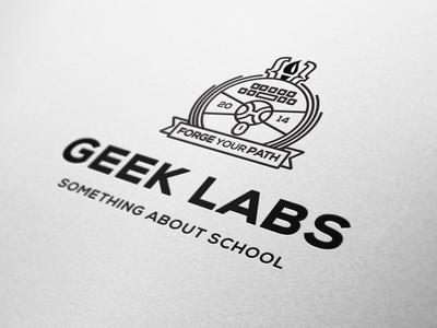 Geek Labs Logo
