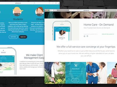 Uplift Website