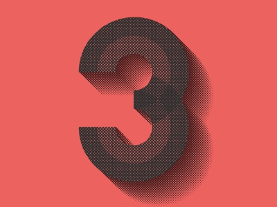 36 days of type - 3