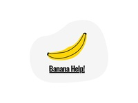 Banana Help! App Logo