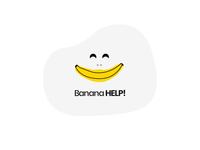 Banana Help! App 2nd Logo