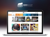 Geekshop - ThisIsWhyImBroke Clone