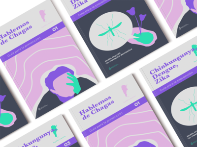Diseño de Identidad Editorial - Colección