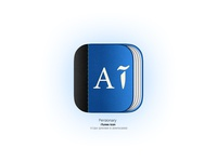 Persionary , Dictionary icon