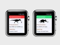 World Of Dinosaurs [  Watch App ] #2