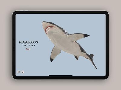 Megalodon ipad reference education app megalodon shark week sharkweek shark dinosaurs iphone app store app ios
