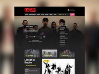 Radio Page