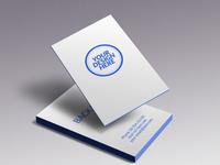 bigger - Business Cards Mockup - free psd