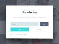 Join Newsletter
