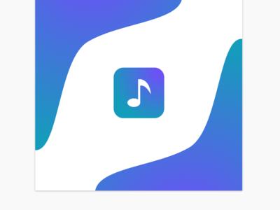 Music App Icon Design