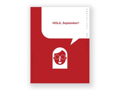 DAY027 - HOLA September / HOLA 九月