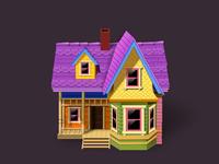 飞屋小房子