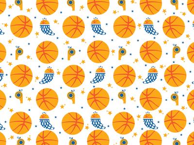 Basket Ball Pattern