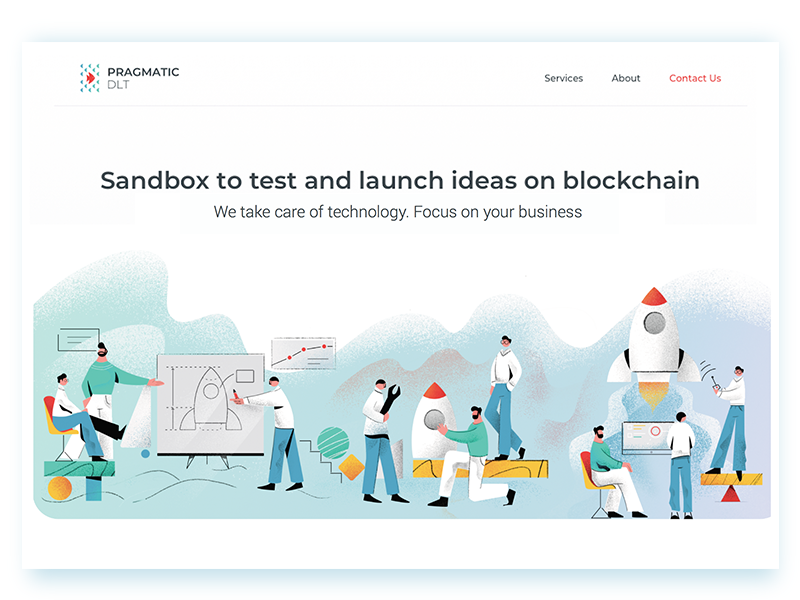 Sandbox to launch and test ideas on blockchain by zara magumyan
