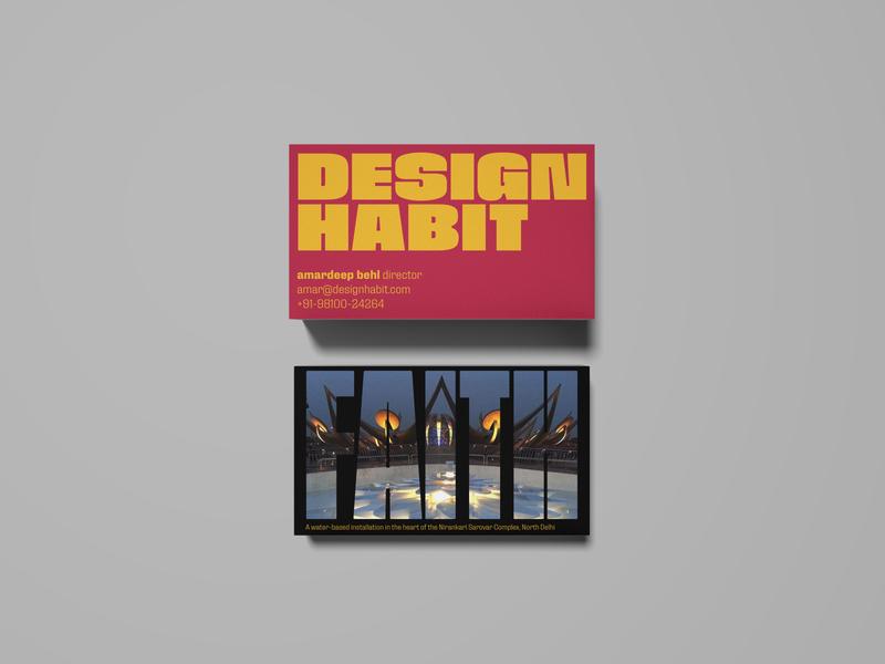 Design Habit Branding proposal