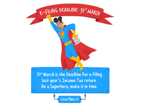 ClearTax Superhero