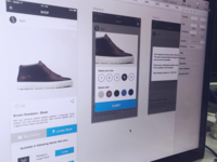Mobile - Ecommerce Product Demo