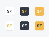 STYFI App Icon Options