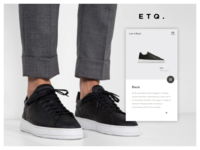 ETQ. - Concept App Screens