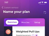 Beast barz workout generator screen5