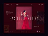 Giorgio Armani - Fashion story