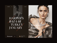 Carine fashion store - Harper's Bazaar TR