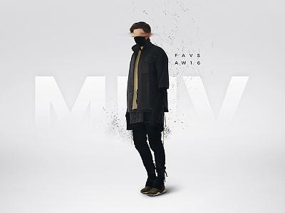 MHV 001 garments apperal black yamamoto yohji y3 techwear fashion clothing aw16