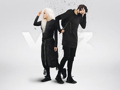 Yamamoto Squad garments apperal black yamamoto yohji y3 techwear fashion clothing aw16