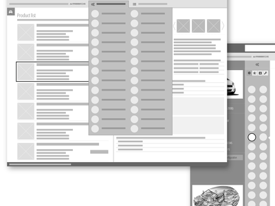 Wireframe ePER 3