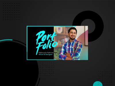 Portfolio Design calligraphy vector branding cover art design cover design graphic design