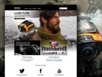Ricoh Homepage
