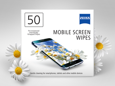 Zeiss Screen Wipes