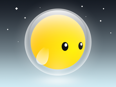 Lumi Game Character + Illustrator File illustrator design lumi template download flappy awesome fly bubble cute character