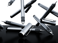3D Copic Pens