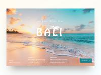 Bali one Love