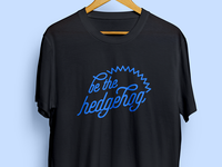 hedgehog lab t-shirt concept