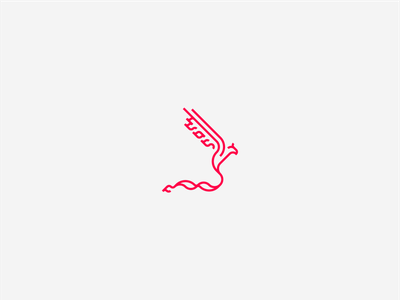 Phoenix logo illustration illustrator bird phoenix logo phoenix brand logo