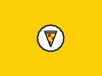Pizza By The Slice Icon