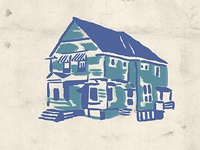 house illo
