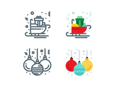Merry Christmas 2020 Icons